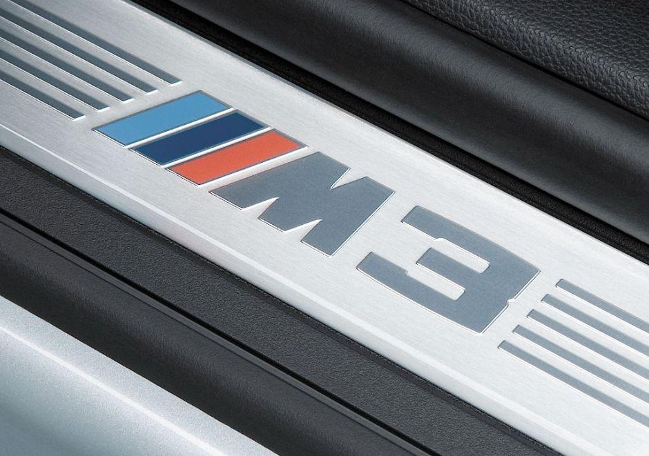 BMW M3 Door Sill Plate
