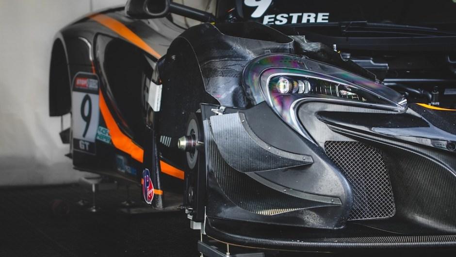 Belle Isle Grand Prix McLaren
