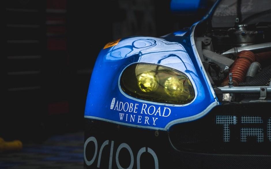 Belle Isle Grand Prix Aston Martin