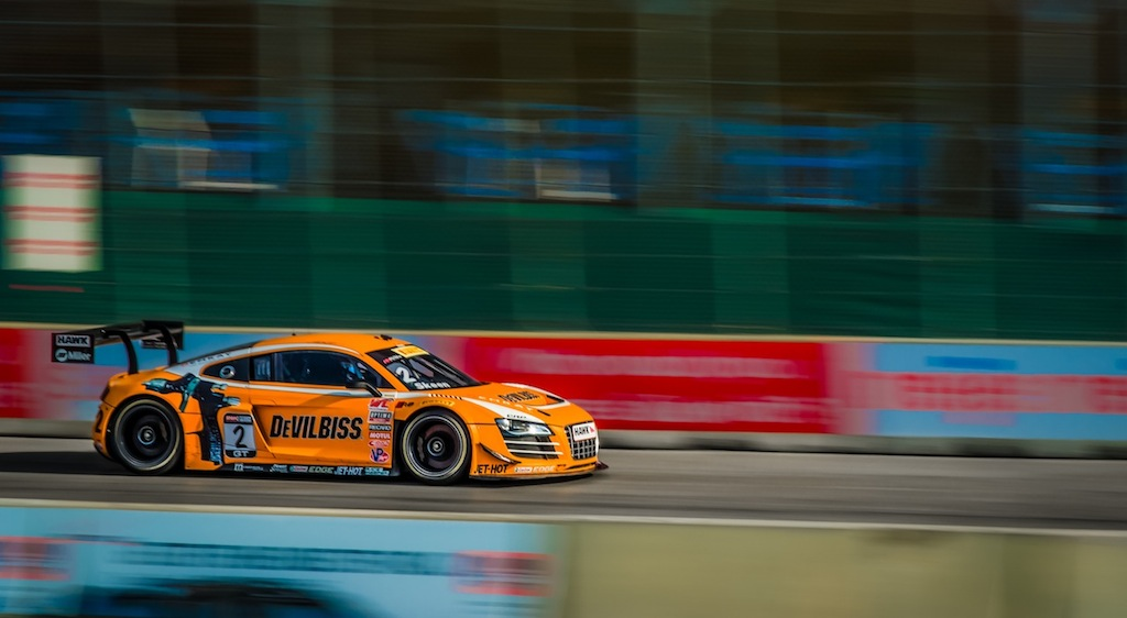Belle Isle Grand Prix Audi