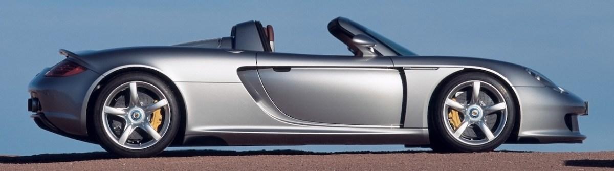 Carrera GT Blue Center Locks