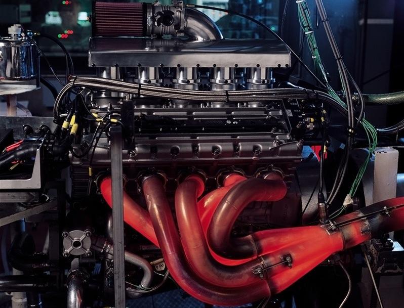 Carrera GT Engine