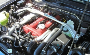 Mazdaspeed MX-5 engine