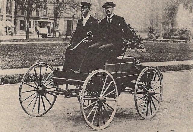 King's Car Woodward Avenue