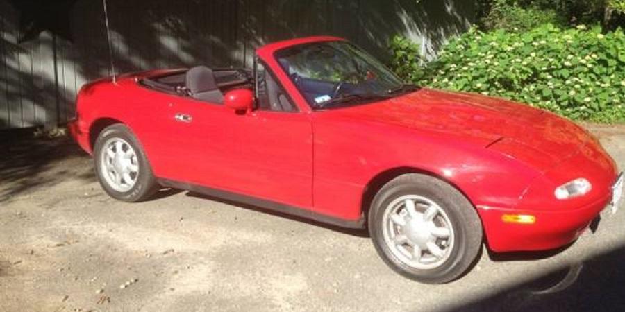 Cheap Mazda Miata