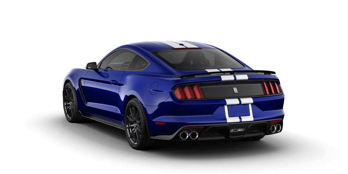 Build Your Own Shelby GT350