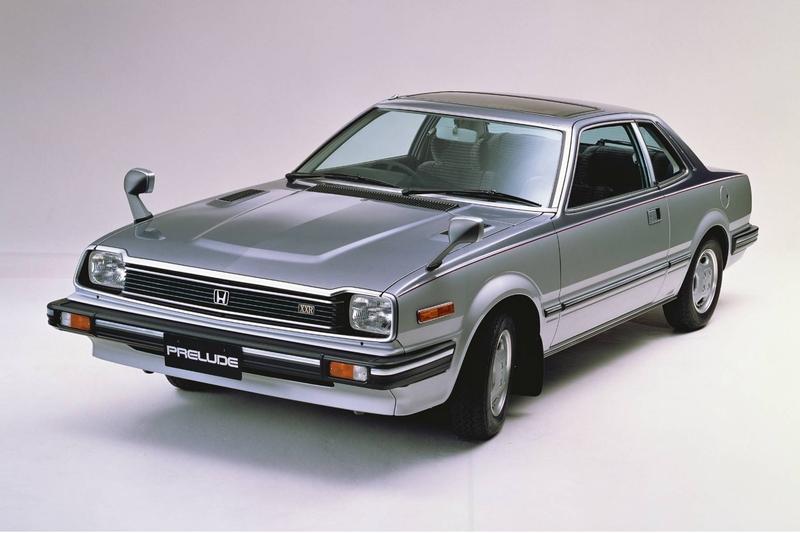 1st Generation Honda Prelude