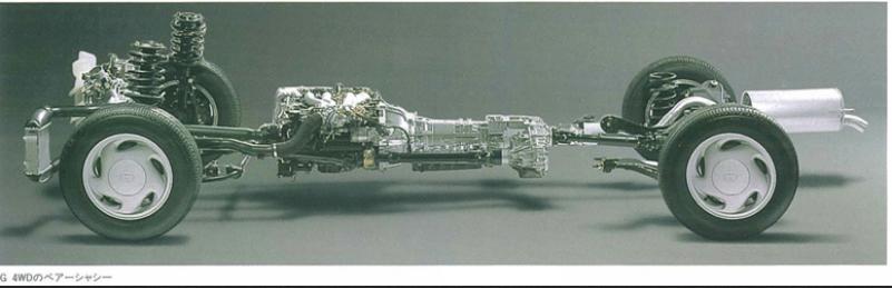 Toyota-previa-drive-train-4wd