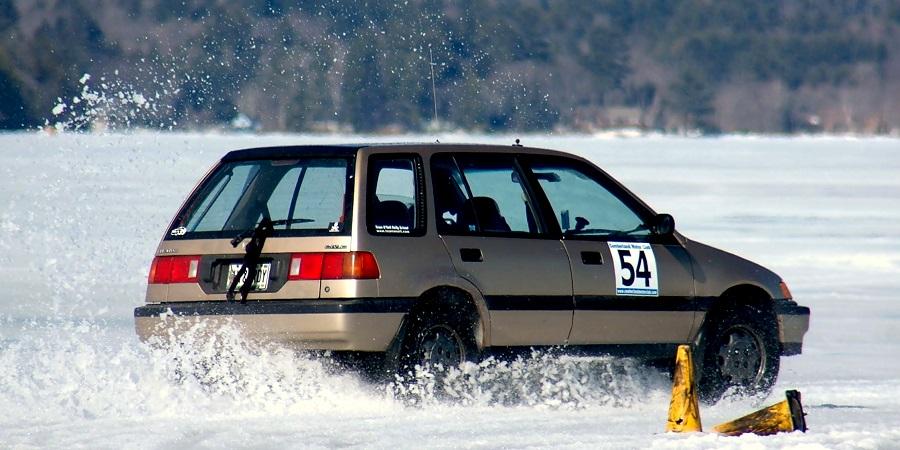 Honda Civic wagon