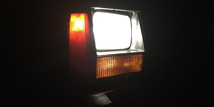 Project MJ headlight