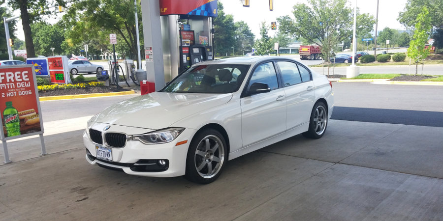 josh-328i-volks-installed-gas-station