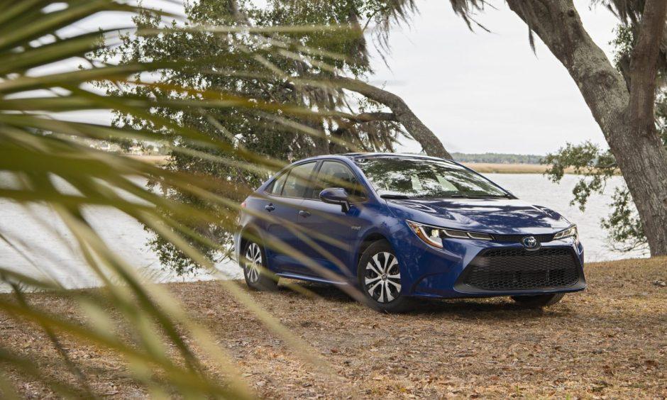 2020 Toyota Corolla LE Hybrid