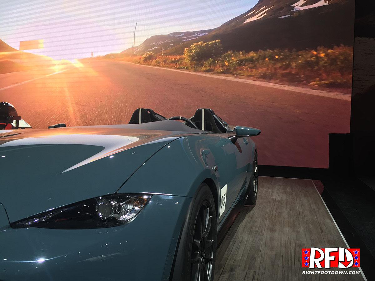 Mazda Miata Speedster concept