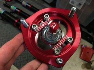 Meister Zeta CRD Camber Plates Close Up