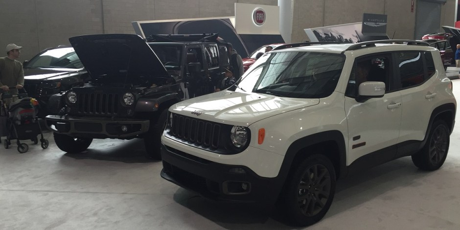 Jeep Wrangler and Renegade