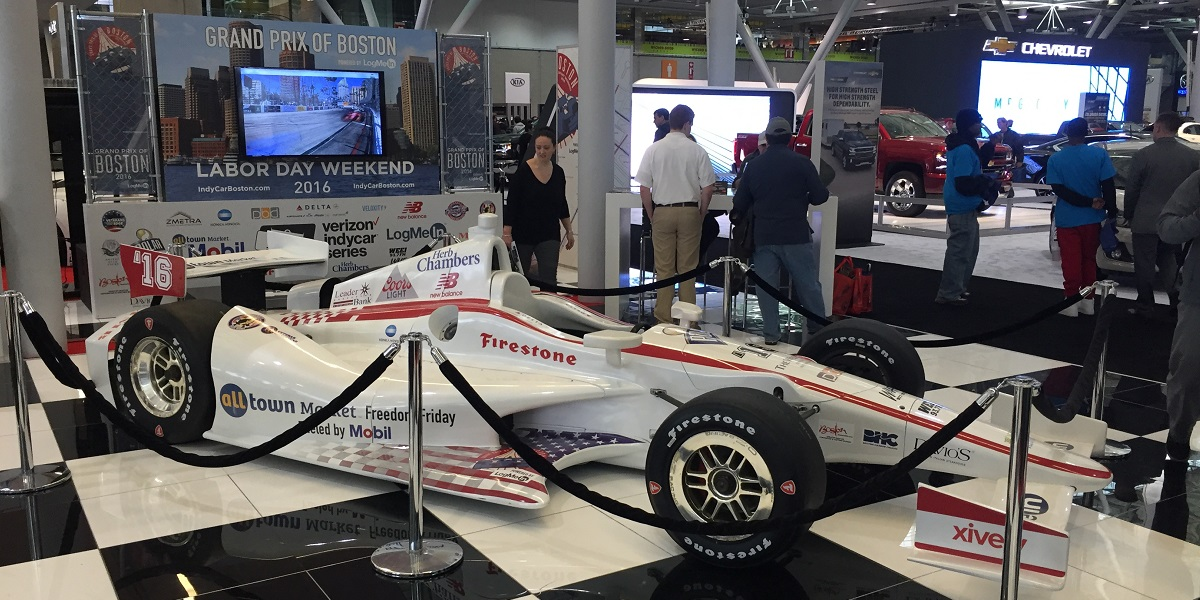 Grand Prix of Boston