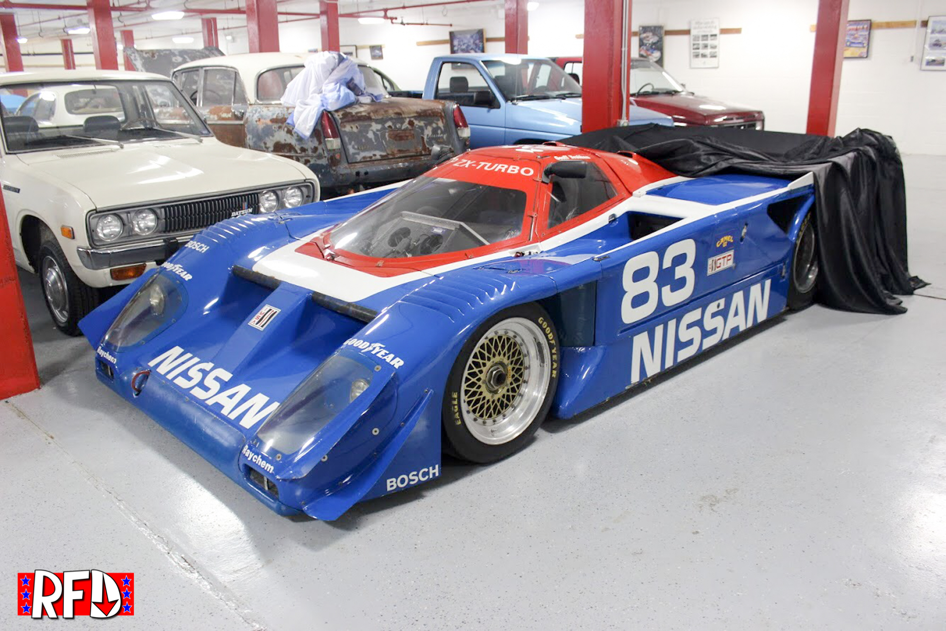 Nissan Museum