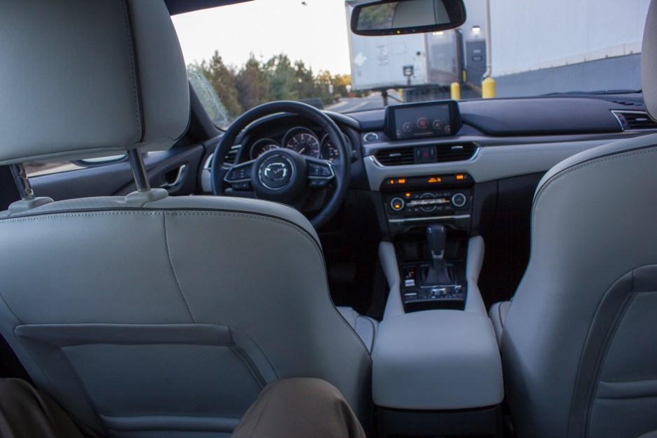 2017 Mazda6 Grand Touring