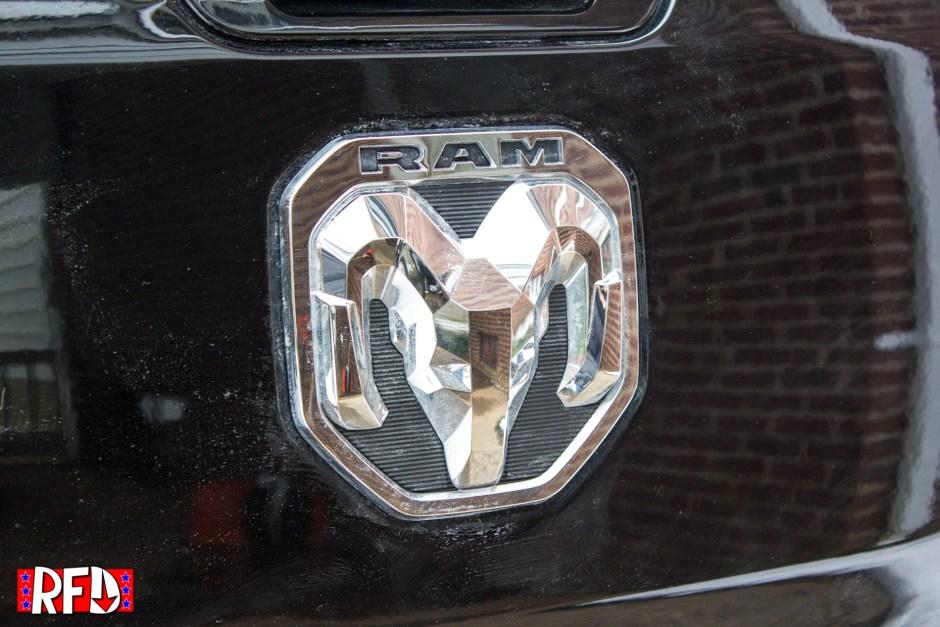 2019 Ram 1500 Laramie Crew Cab 4x4