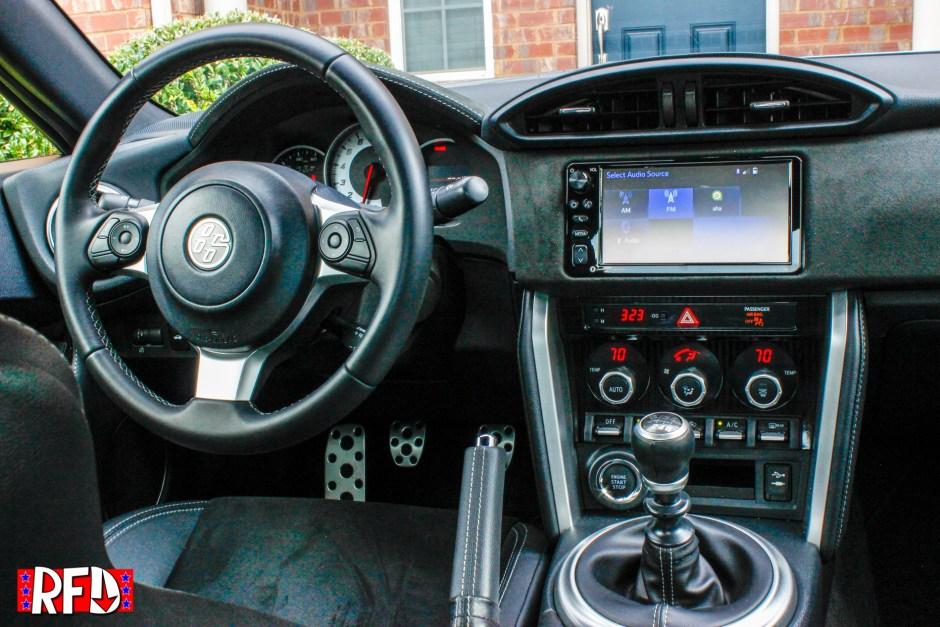 2018 Toyota 86 GT Black