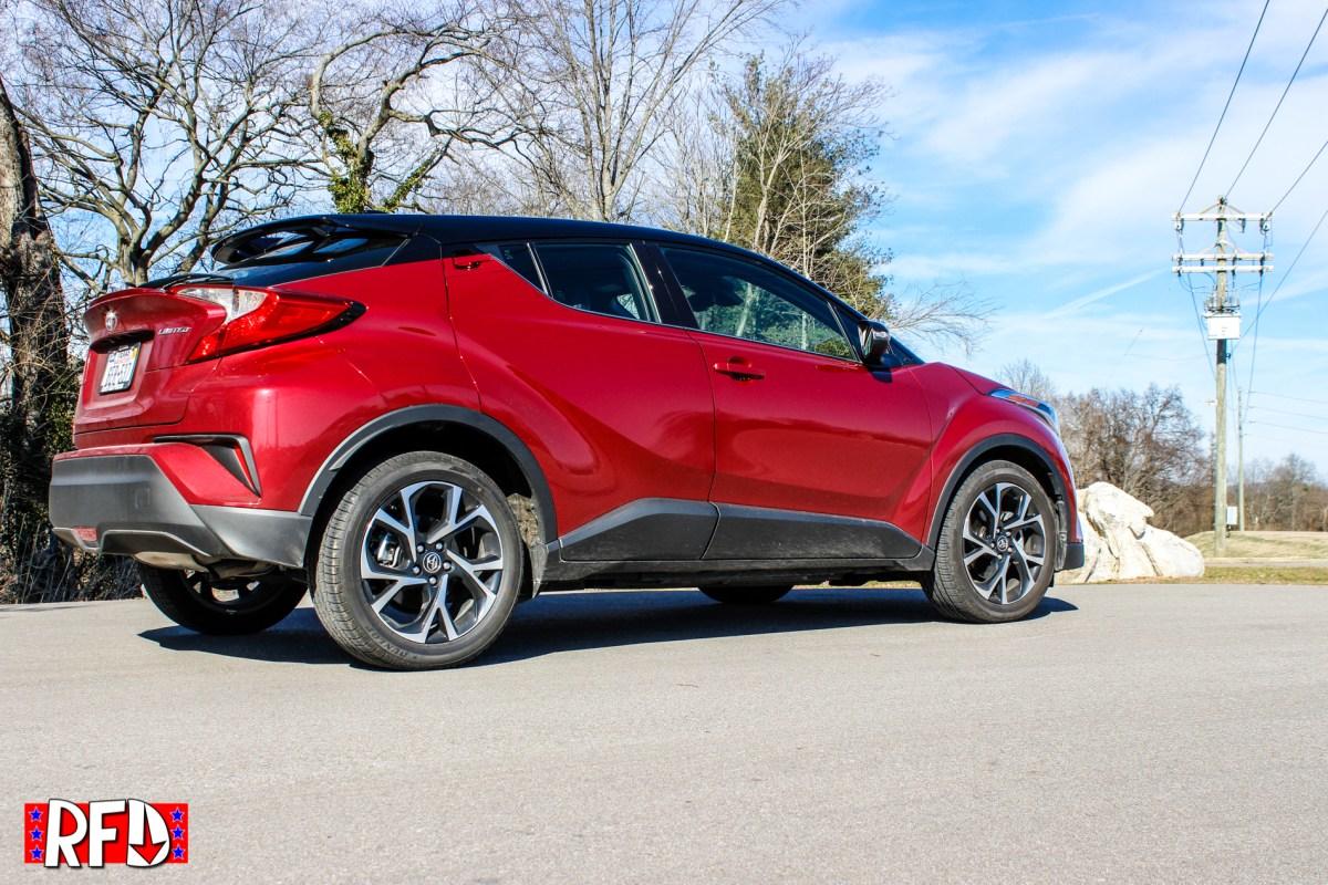 2019 Toyota CH-R