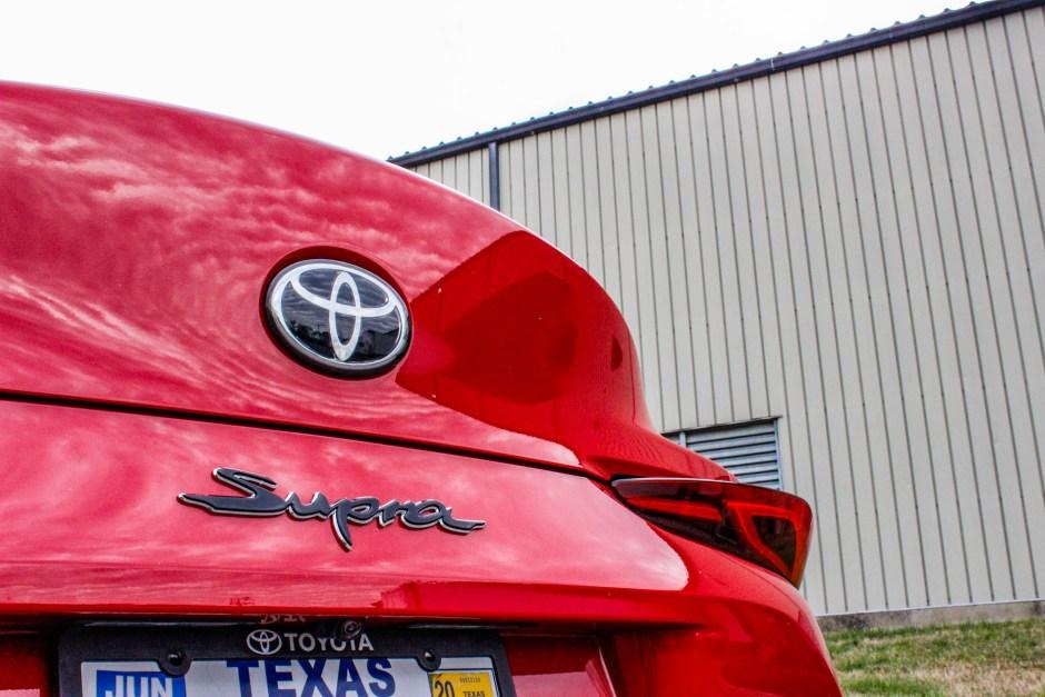 2020 Toyota Supra