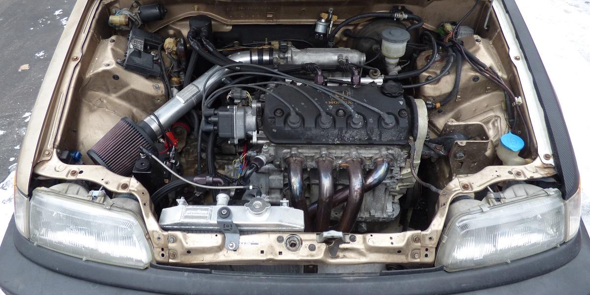 1988 Honda Civic Wagon RT4WD Review - Right Foot Down