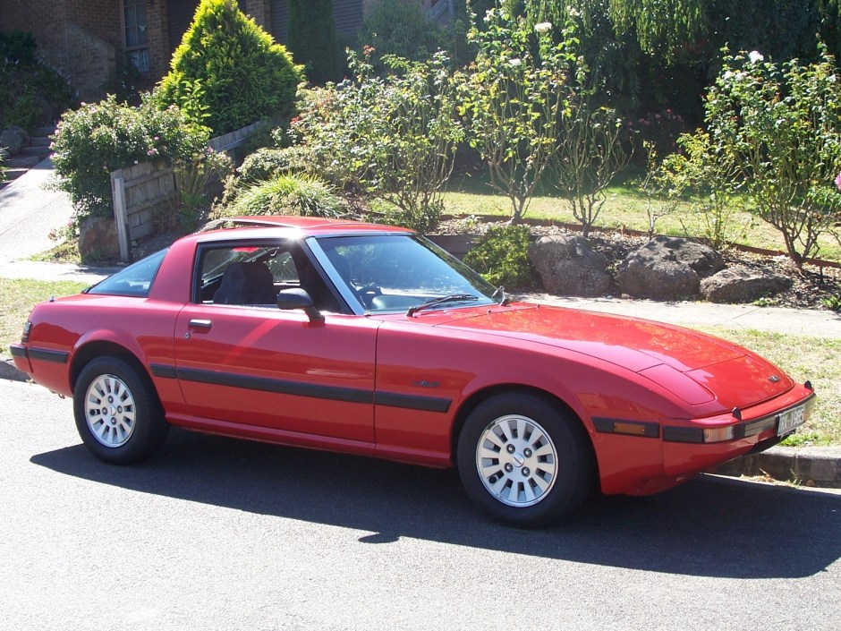 The First Generation Rx 7 Is Like Stinky Tofu Right Foot Down
