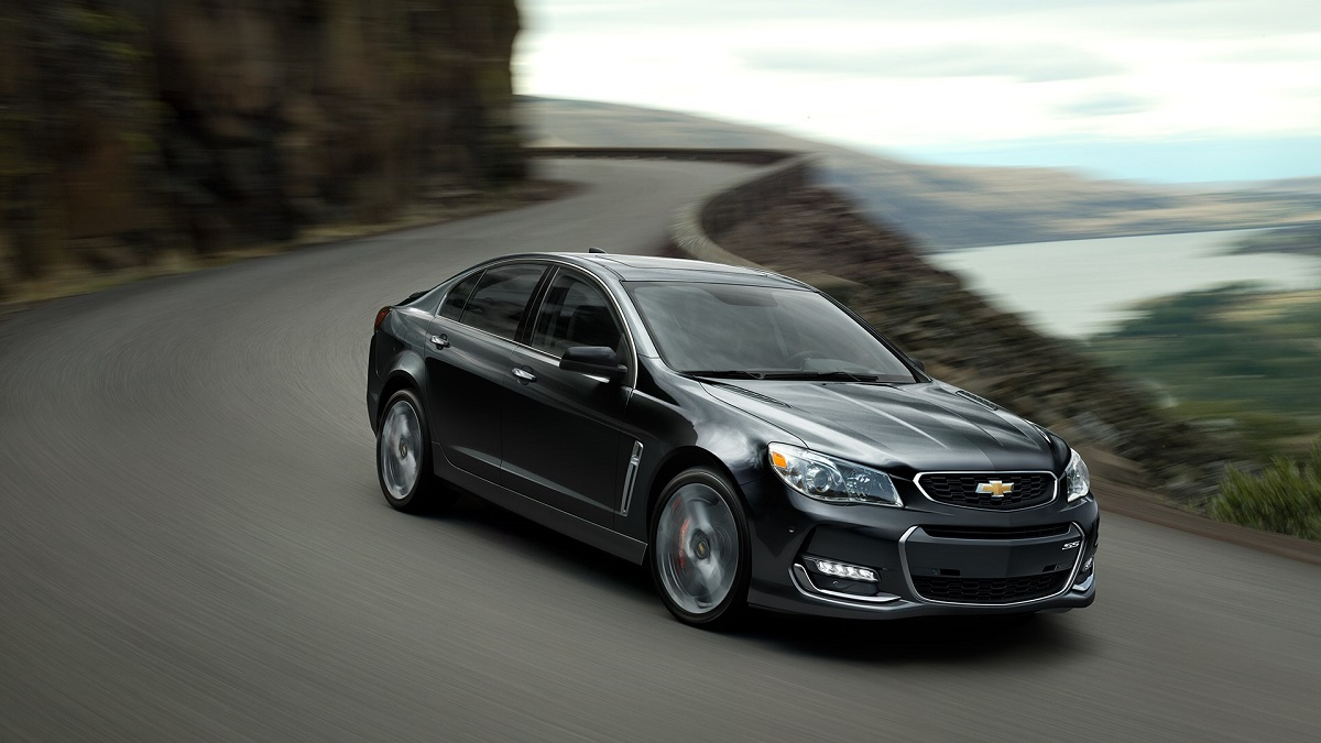 Coupe 2015 chevy ss coupe : Underrated Used Cars: Chevrolet SS Sedan - Right Foot Down
