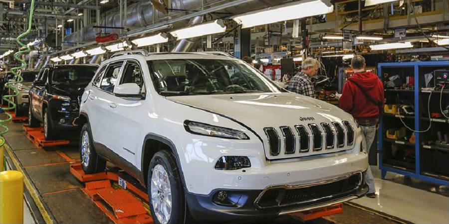 Jeep Cherokee factory