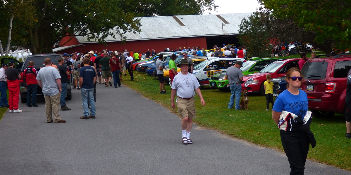 Parc Expose, Black River Stages 2015