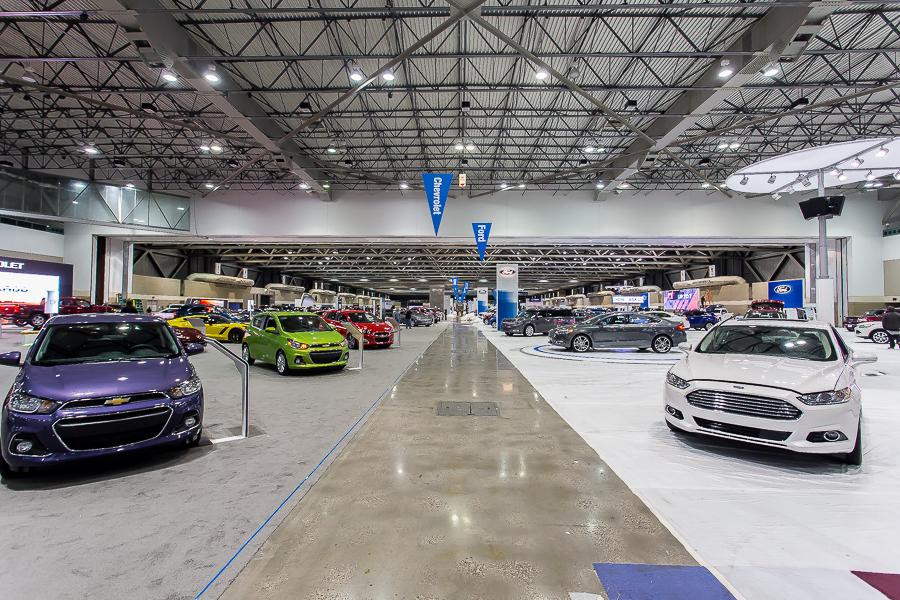 2016 Kansas City Auto Show