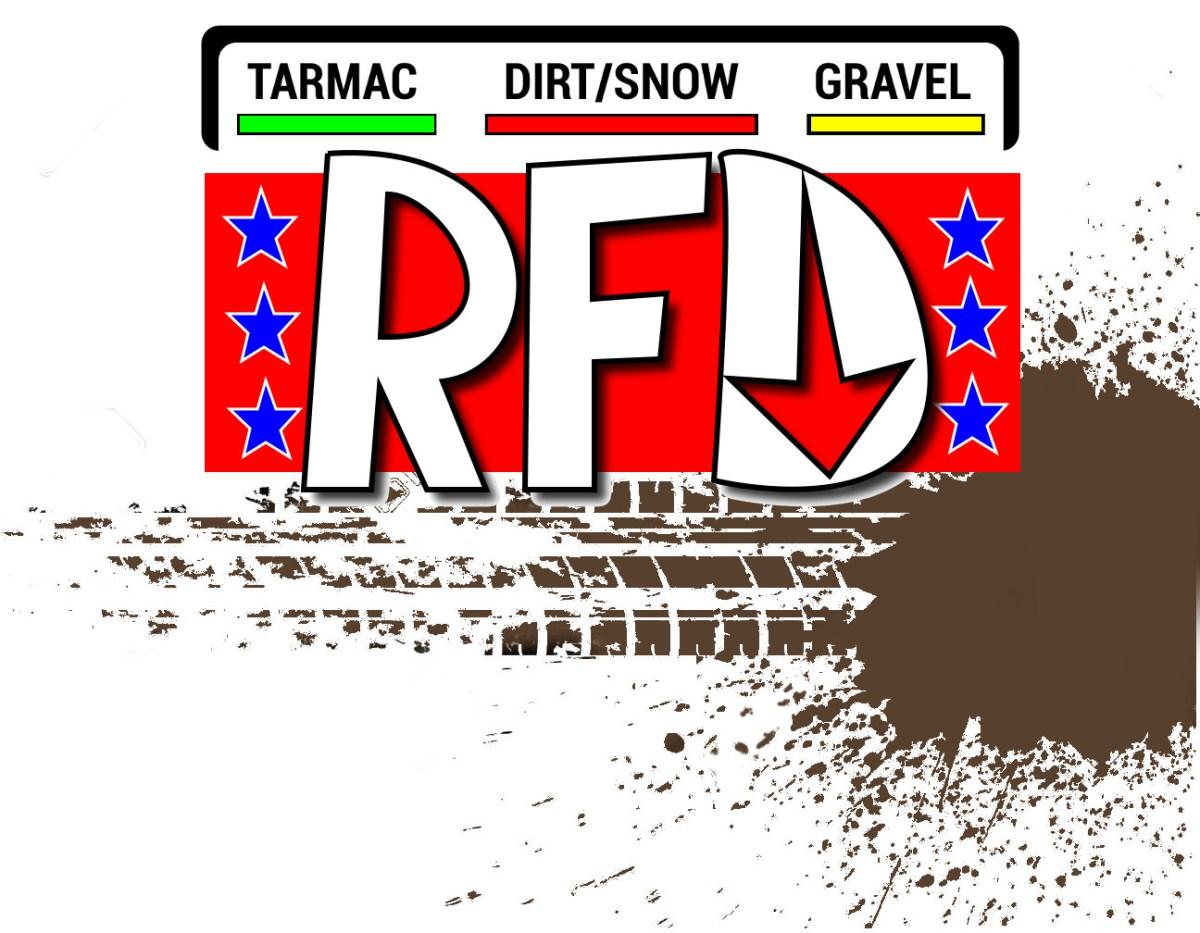 RFD Track Logo