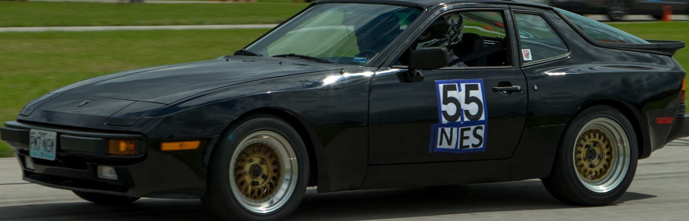 My First Autocross Was In A Borrowed Porsche Page 2 Of 3 Right Foot Down