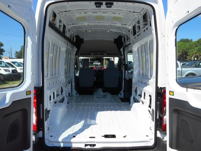 Ford Transit cargo area