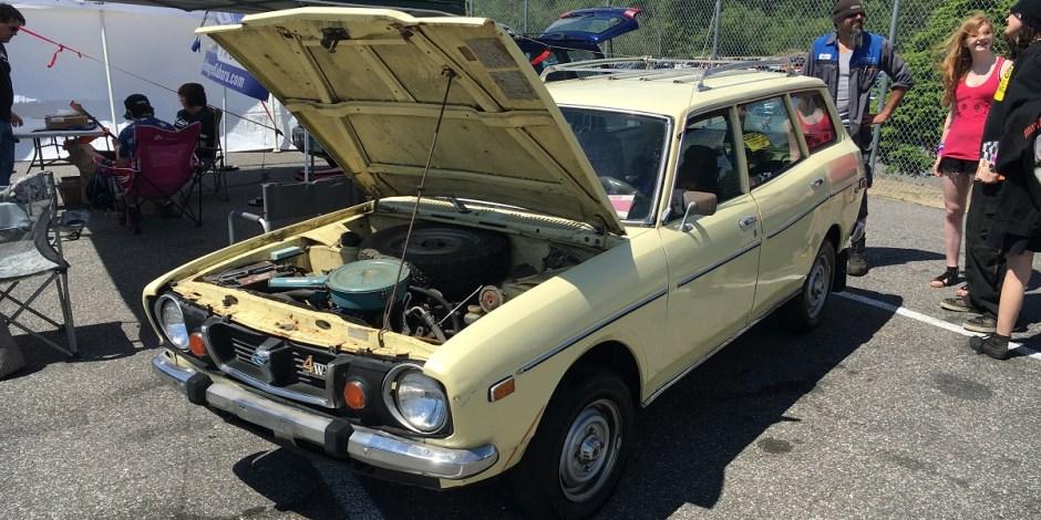 1976 Subaru wagon