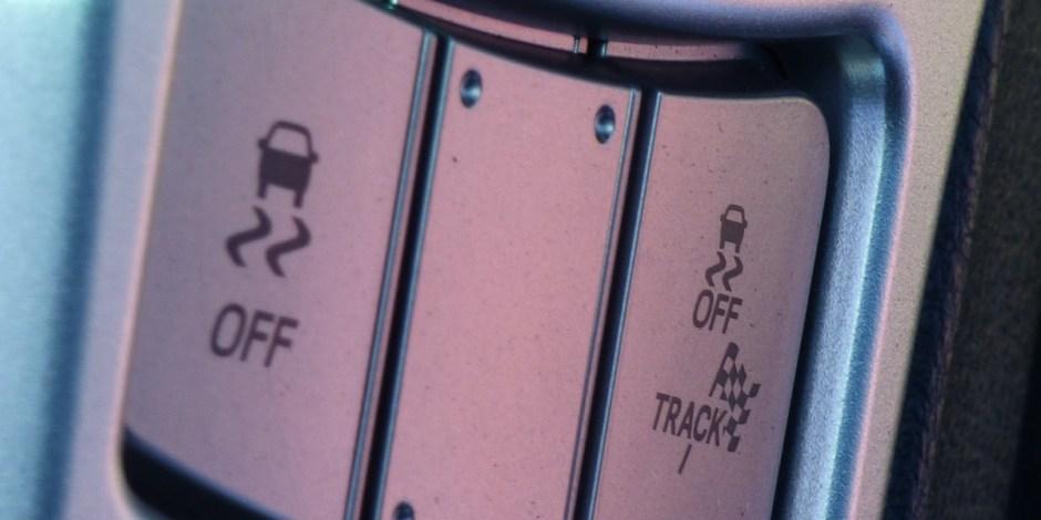 Subaru BRZ track mode