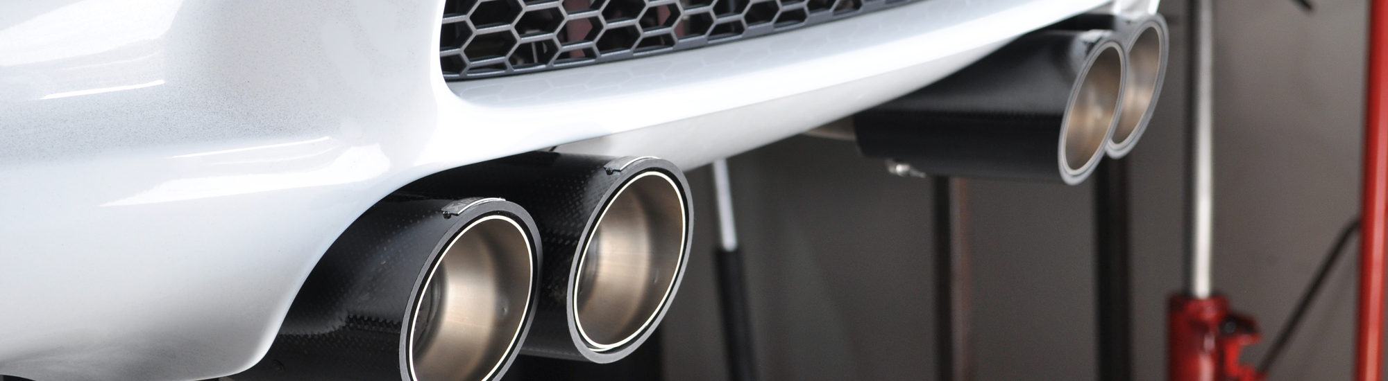 E92 M3 Exhaust Tips