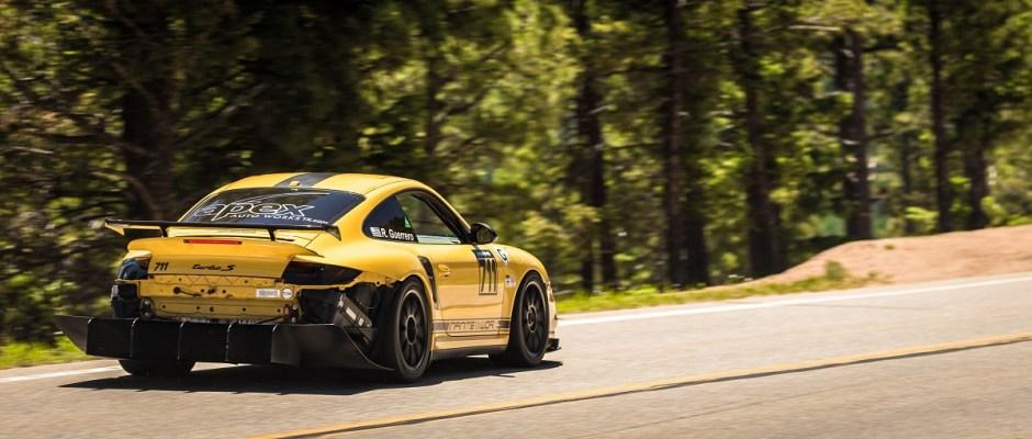 Pike's Peak Porsche 911