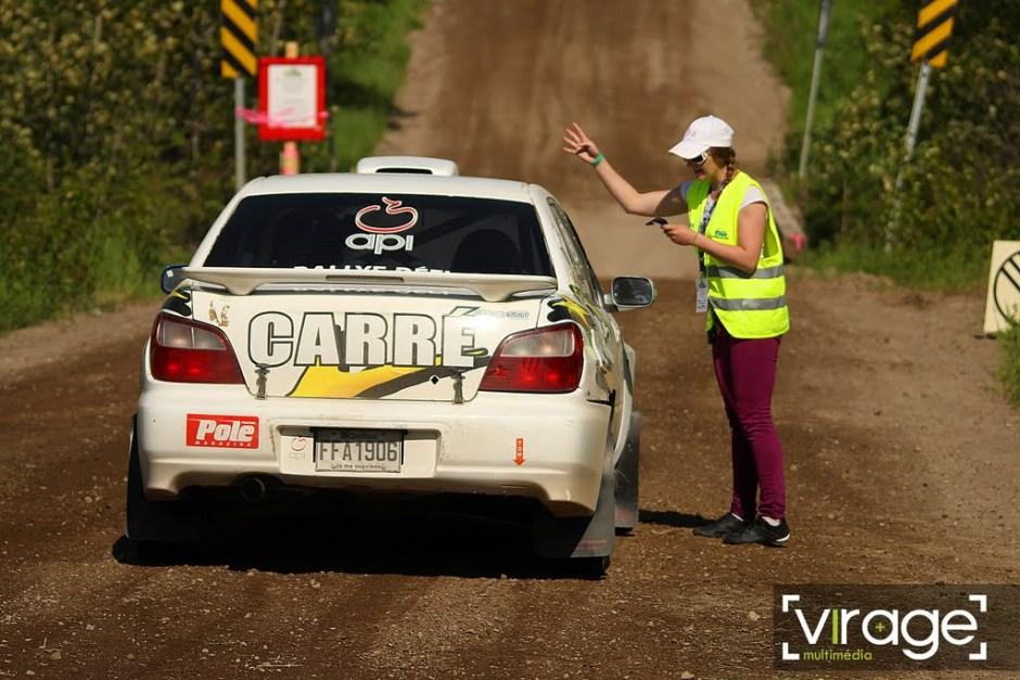 Canadian gravel rally