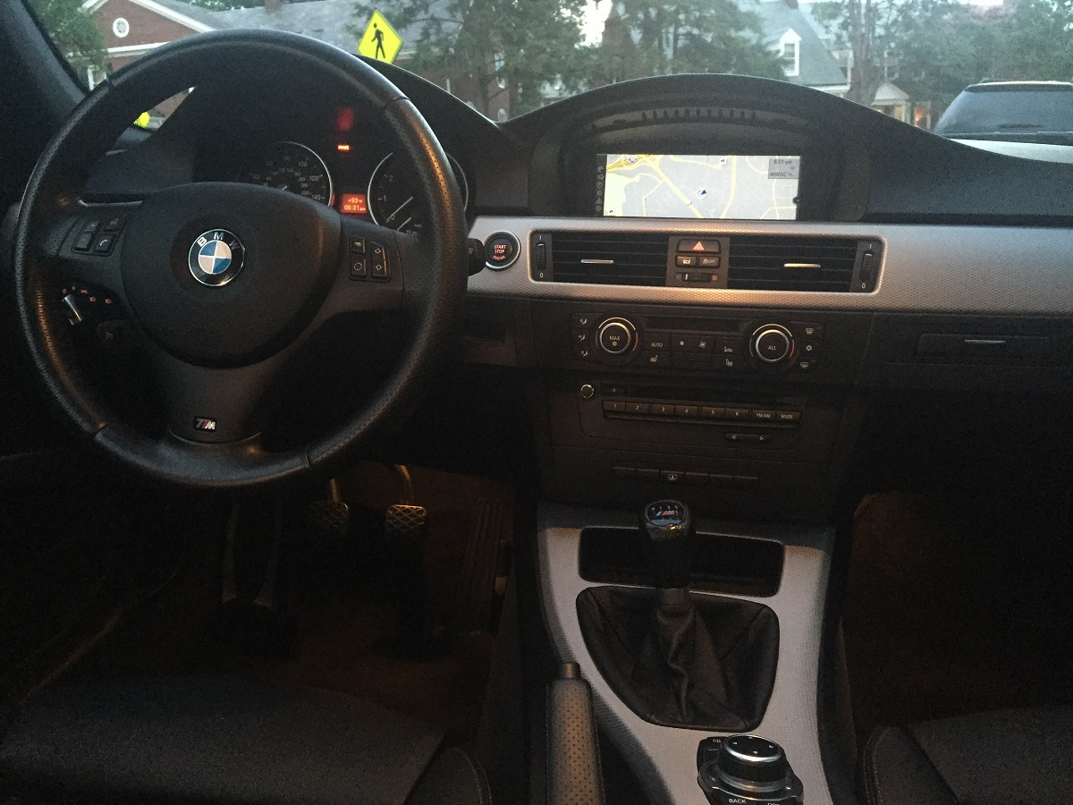2011 BMW E90 M-Sport