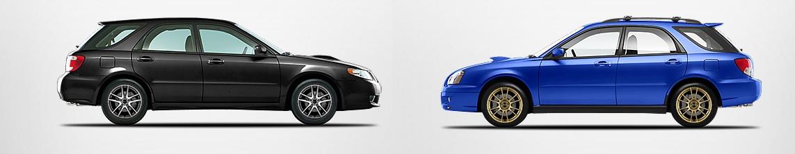Saabaru vs. Subaru