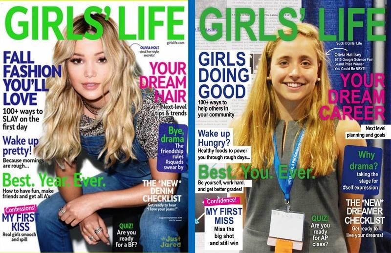Girls' Life updated