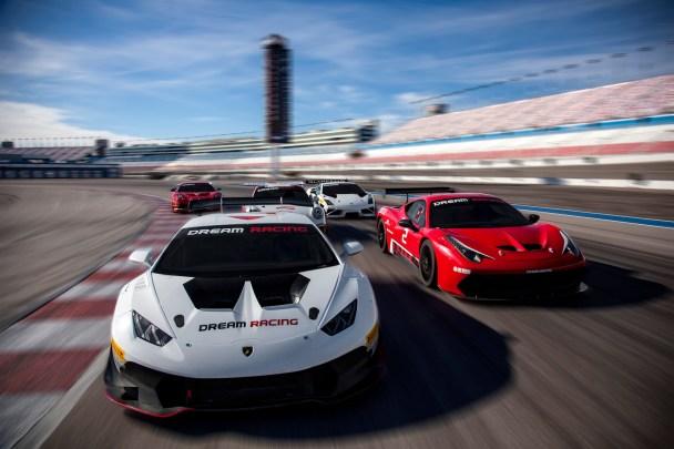 Dream Racing GT Race Cars
