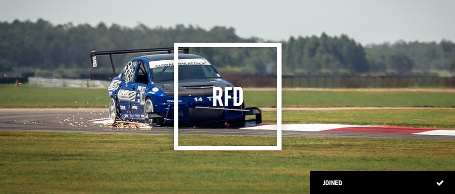 RFD on DriveTribe