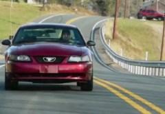 The Roman's Mustang