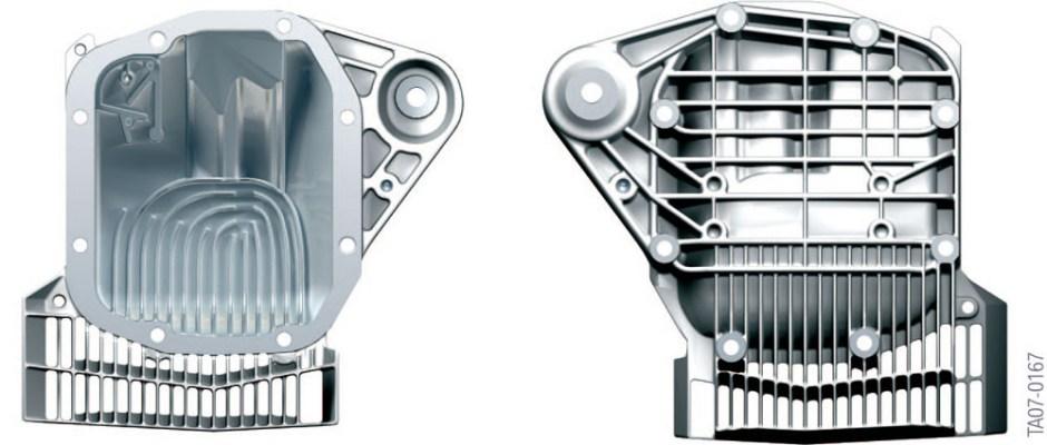 E92 M3 Differential Cover