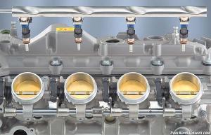 BMW S65 Throttle Bodies