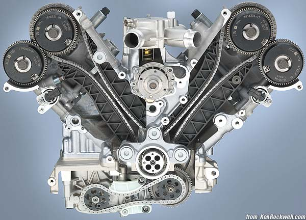 BMW S65 Timing Chains