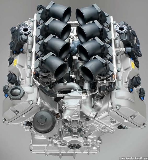 BMW S65 Top